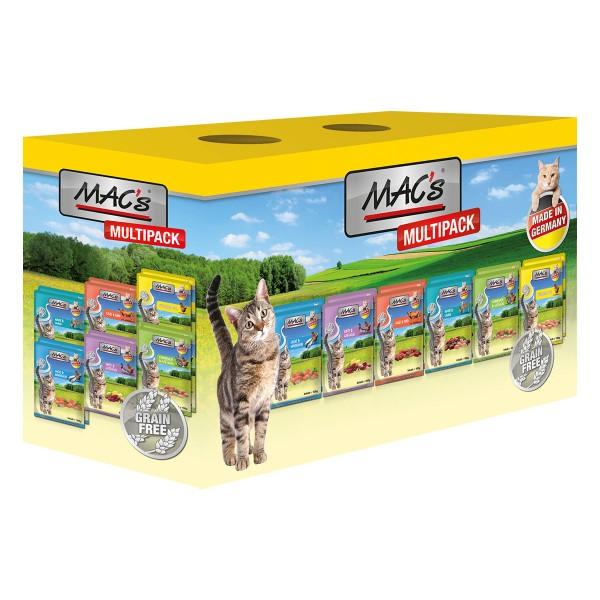 MAC's Cat Multipack