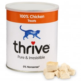 thrive MaxiTube 100% kuřecí maso, 200 g