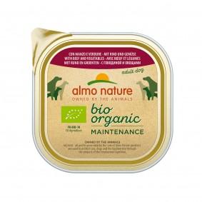 Almo Nature Bio Organic mit Rind und Gemüse