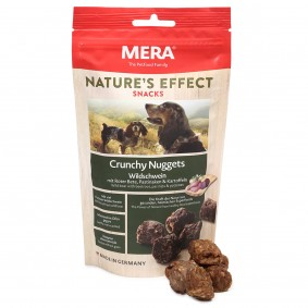 Mera Nature's Effect Crunchy Nuggets Wildschwein