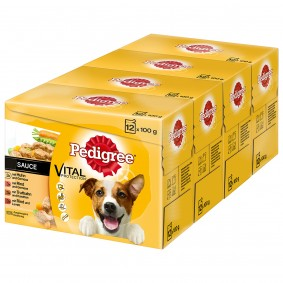 Pedigree Adult in Sauce 48x100g