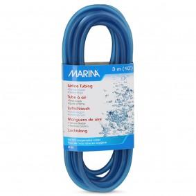 Marina Silikon-Luftschlauch für Membranpumpe 3m blau