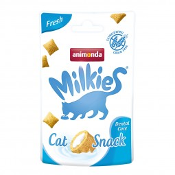 Animonda Milkies Knusperkissen Fresh Dental Care
