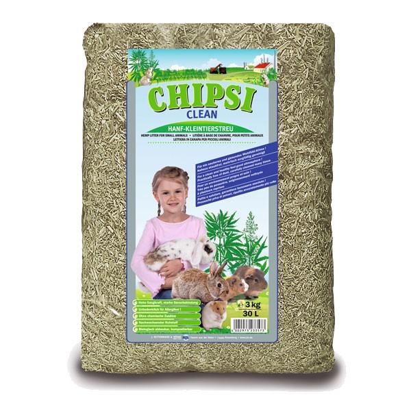 Chipsi Kleintiereinstreu Clean 30l