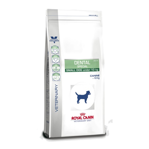 Royal Canin Vet Diet Dental Special Small Dog DSD 25