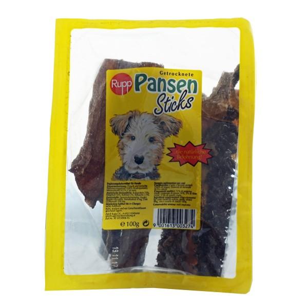 Rupp Hundesnack Pansen Sticks