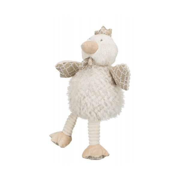 Trixie Hundespielzeug Huhn Plüsch