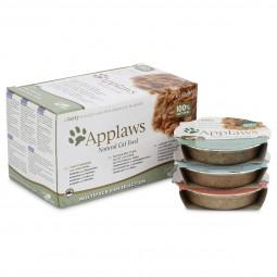 Applaws Cat Fisch Selection 8x60g