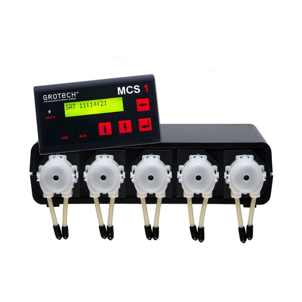 GroTech Kontrollsystem SET MCS 1 (Basis) + EP5-MCS