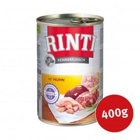 Rinti Nassfutter Kennerfleisch mit Huhn
