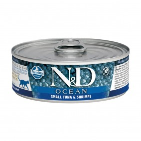 N&D Cat Ocean Thunfisch & Garnelen