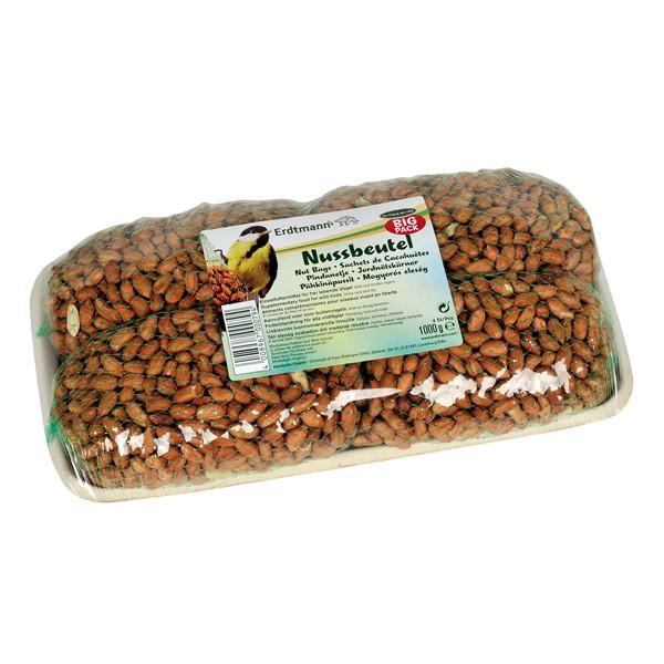 Erdtmann's Nussbeutel Big Pack 4x250 g