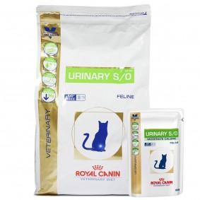 Royal Canin Vet Diet Urinary S/O LP 34 3,5kg + 12x100g
