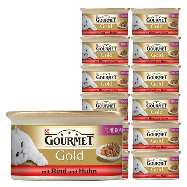 Gourmet Gold Feine Komposition 12x85g
