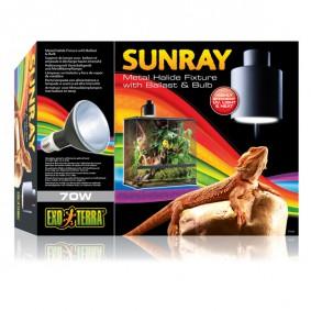 Proschim Angebote Hagen Exo Terra SunRay Beleuchtungsset - 70 Watt