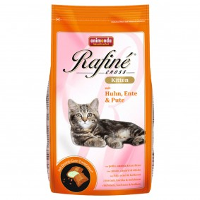 Animonda Rafine Cross Kitten Huhn+Ente+Pute