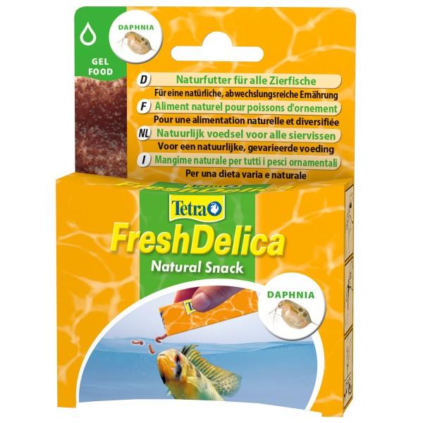 Tetra Gelfutter FreshDelica Daphnien 48 g