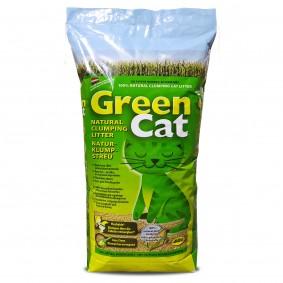 Green Cat Naturklumpstreu 40 l