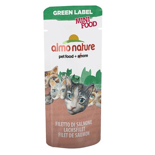 Almo Nature Katzenfutter Green Label Mini Food ...