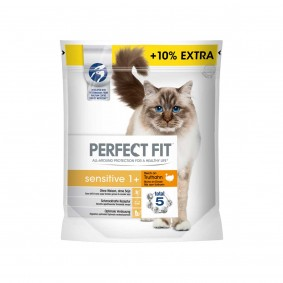 Perfect Fit Katze Sensitive Truthahn 750g + 10%