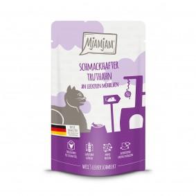 MjAMjAM - Quetschie - schmackhafter Truthahn an leckeren Möhrchen