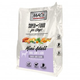 MAC's DOG Adult Mini Huhn, Lamm, Lachs