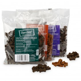 Chewies Hundesnack Multipack 1 3x200g