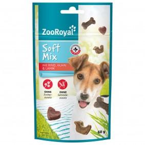 ZooRoyal Soft Mix hovězí, jehněčí a kuře