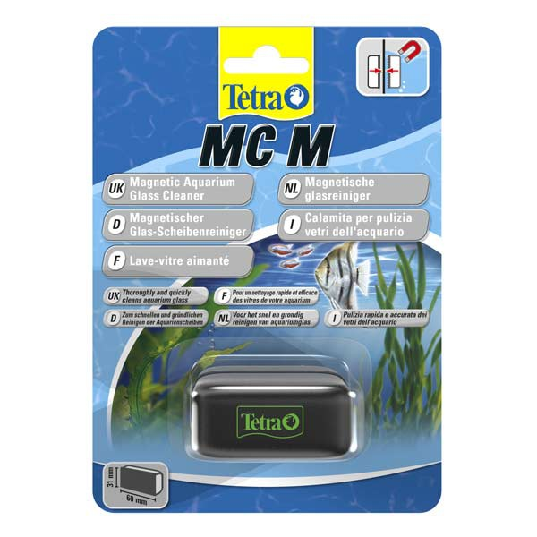 Tetra Magnet Cleaner - M