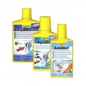 Tetra Probierpaket AquaSafe + EasyBalance + SafeStart 100ml