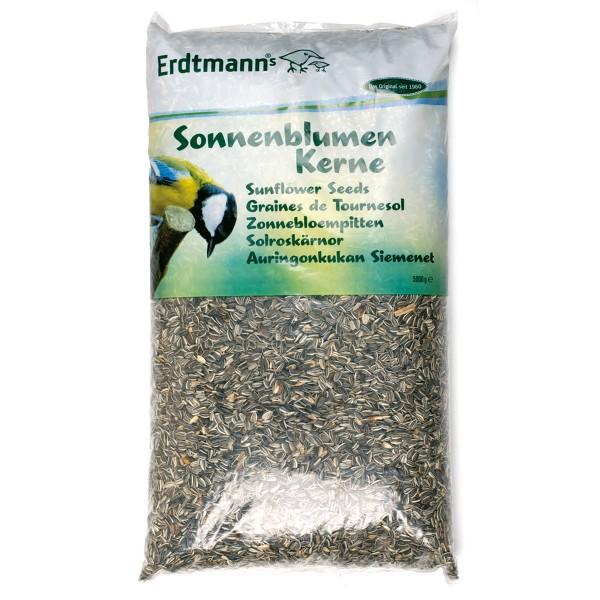 Erdtmann's Sonnenblumenkerne 5kg