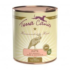 Terra Canis Pute mit Brokkoli, Birne und Kartoffeln 800g