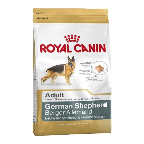 Royal Canin German Shepherd Adult - 12kg