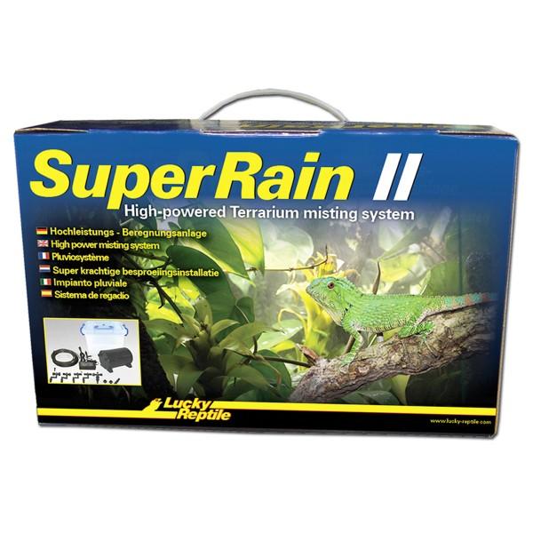Lucky Reptile Super Rain II - Beregnungsanlage