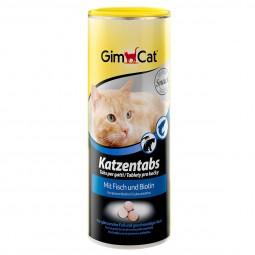 GimCat Katzentabs mit Fisch 425g