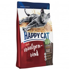 Happy Cat Supreme Adult Voralpen-Rind 5x300g