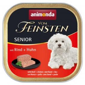 Animonda Vom Feinsten Senior mit Rind und Huhn