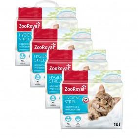 ZooRoyal Hygienestreu hochweiss & Pfötchensanft