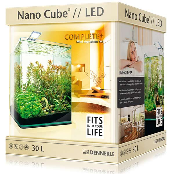 Dennerle NanoCube Complete Plus LED - 30l
