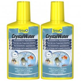 Tetra Wasserpflege CrystalWater 2x500ml