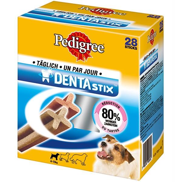 Pedigree DentaStix Multipack für junge und kleine Hunde