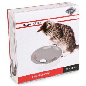 D&D Katzenspielzeug Adventure Mouse Hunter