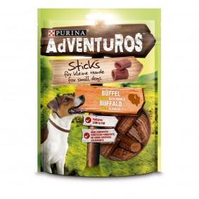 AdVENTuROS Sticks für kleine Hunde 90g