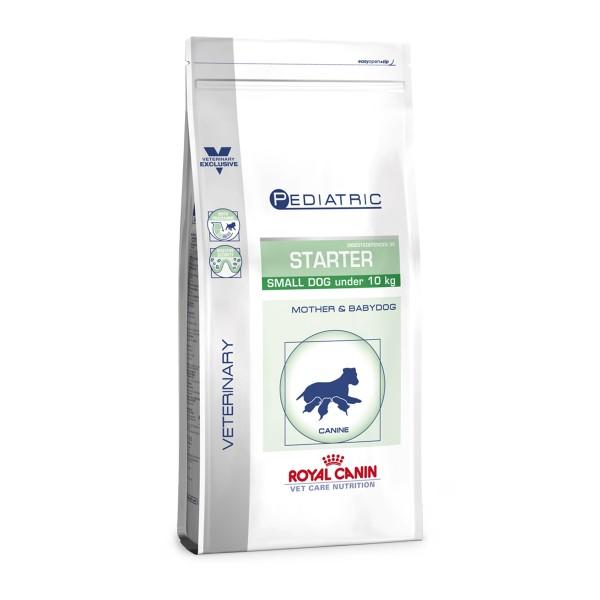 Royal Canin Vet Care Pediatric Starter Small Dog Digest & Defences 30 1,5kg
