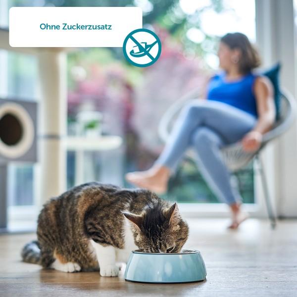 ZooRoyal Rind + Multifleischcocktail Katzenfutter 400g