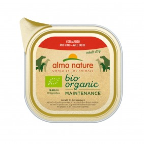 Almo Nature Daily Menu BIO Dog mit Rind