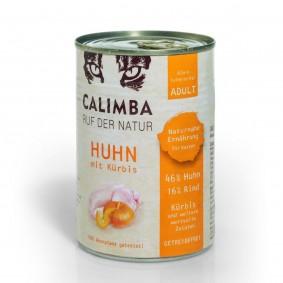 Calimba Huhn mit Kürbis 400g