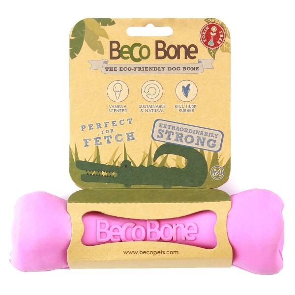 Beco Pets Spielknochen pink
