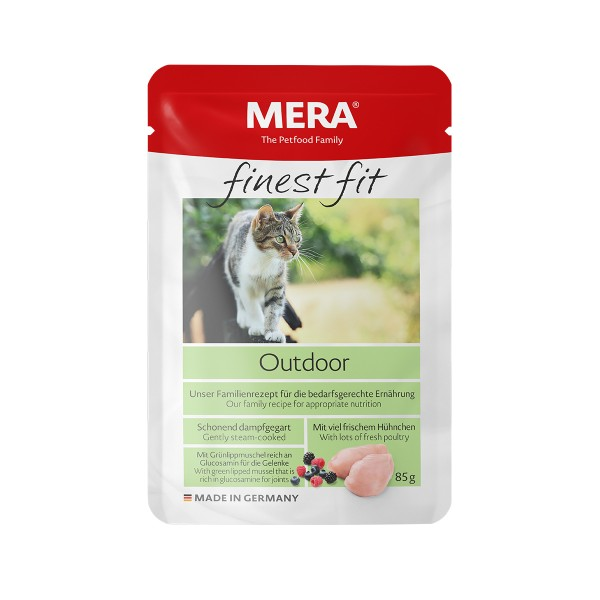 MERA finest fit Nassfutter Outdoor