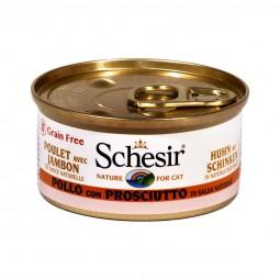 Schesir Natural Sauce Huhn & Schinken